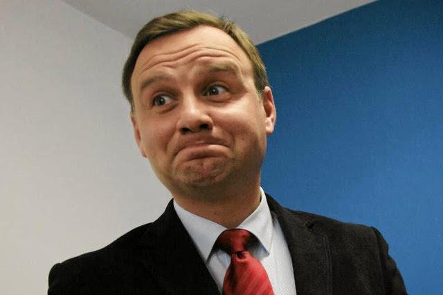 Marcin Zegadło: Andrzej Duda, facet znikąd, mógłby być dobrym urzędnikiem średniego szczebla