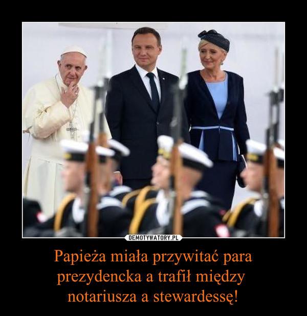papiez Francisze w Polsce