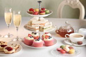 """Anglia od kuchni – najpopularniejszy podwieczorek świata czyli """"Afternoon Tea"""""""
