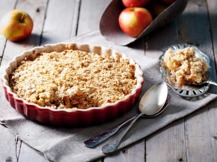 easy-apple-crumble
