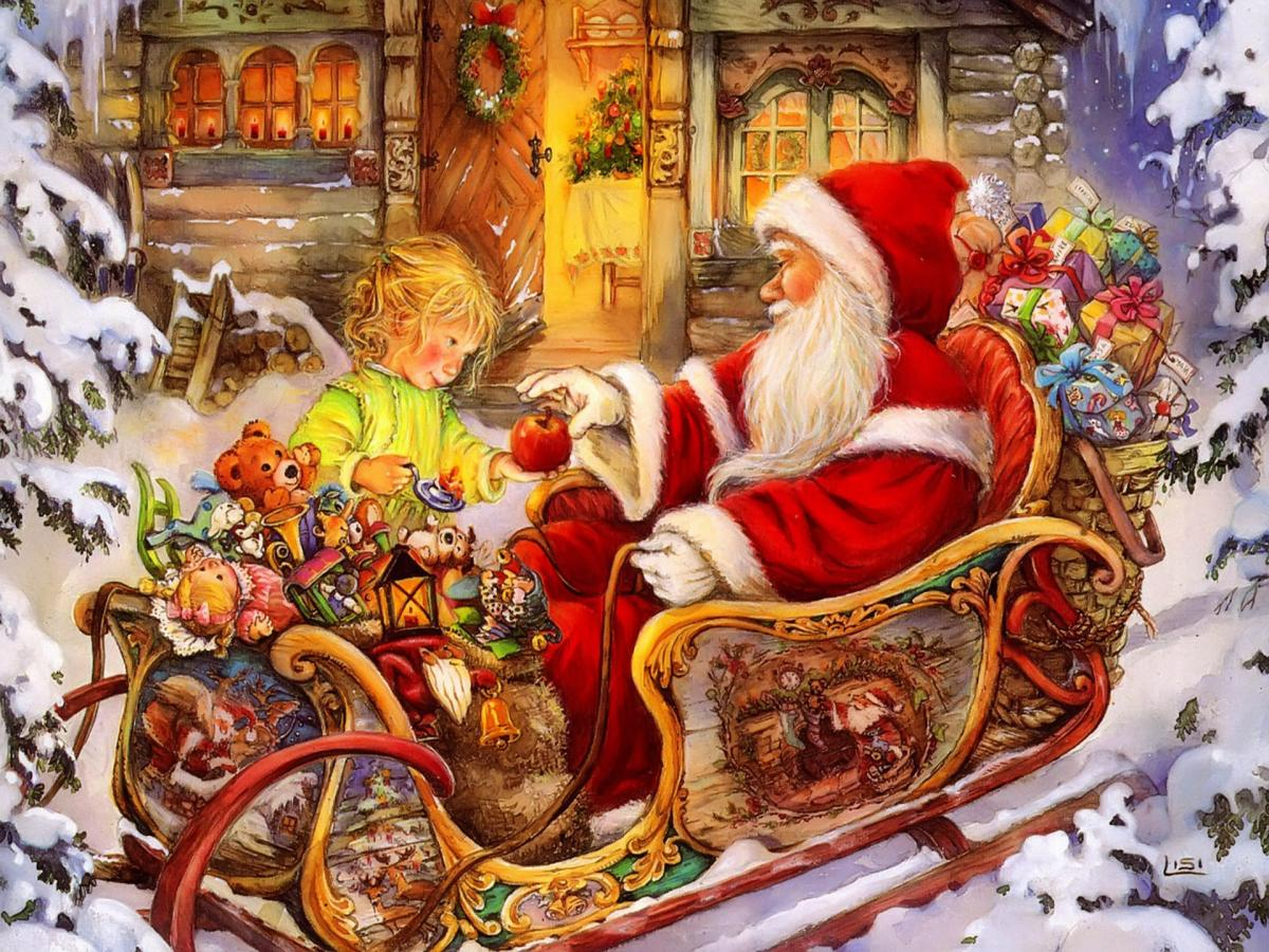 6 grudnia obchodzimy Mikołajki.