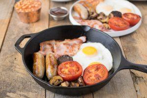 Full English Breakfast – historia angielskiego śniadania