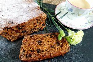Anglia od kuchni – Fruity tea cake