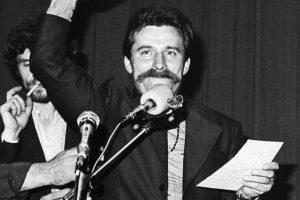"""Lech Wałęsa wspomina Sierpień '80: """"Niech mnie zabiją, można mnie zabić a nie pokonać"""""""
