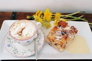Anglia od kuchni – Bread pudding