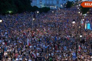 Dariusz Stokwiszewski: Proszę, aby światowe demokracje pomogły Polsce i Polakom w obronie zagrożonego państwa prawa!