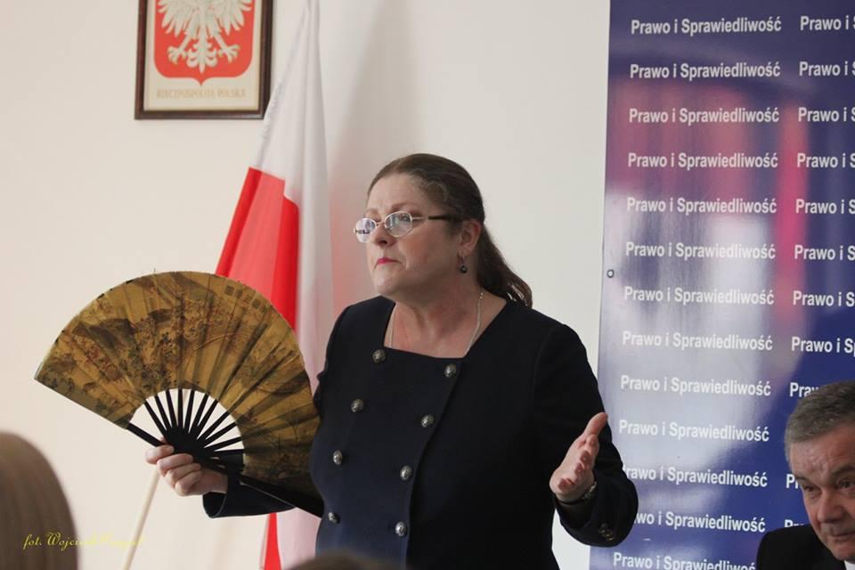 Maria Nurowska: Pawłowicz nie jest zrównoważona psychicznie