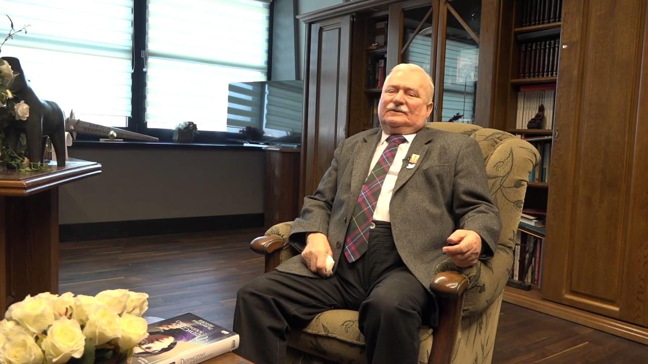 Lech Wałęsa: Mamy nieodpowiednich, niezbadanych medycznie, zakompleksionych ludzi, którzy przypadkiem zdobyli władzę