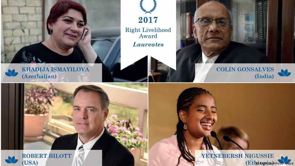 Ogłoszono laureatów Alternatywnej Nagrody Nobla 2017