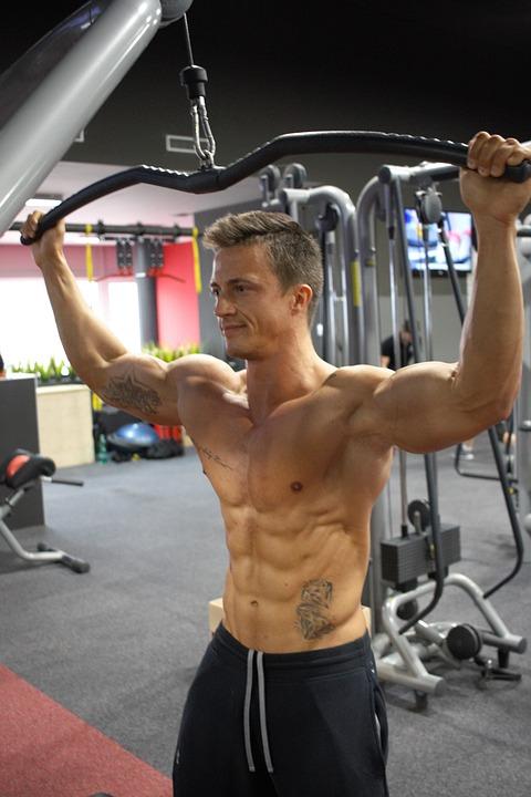 Odżywki na budowę mięśni