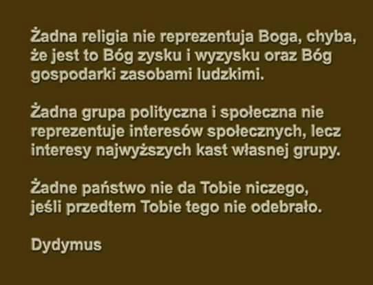 """Adam Mazguła: Skrajna prawica chce krzyczeć: """"My chcemy Boga"""""""