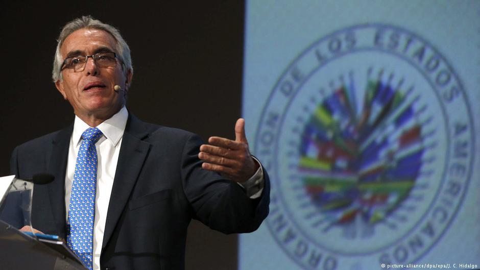 Diego Garcia-Sayan był ministrem spraw zagranicznych i ministrem sprawiedliości Peru