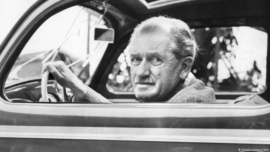 Ferdinand Porsche (1875 - 1951). Fot. Źródło: dw.de