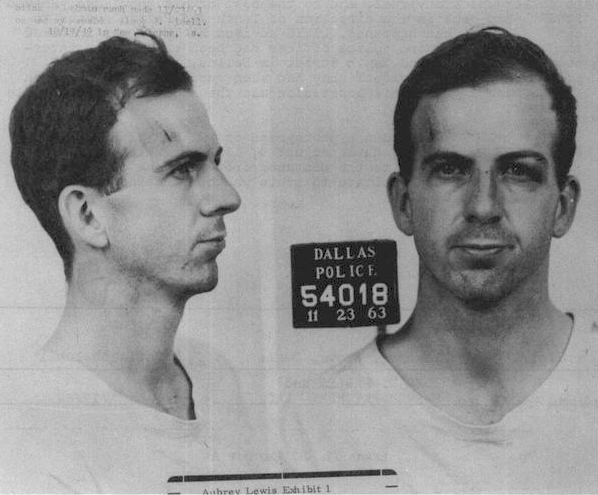 Lee Harvey Oswald. Fot. wikipedia.org