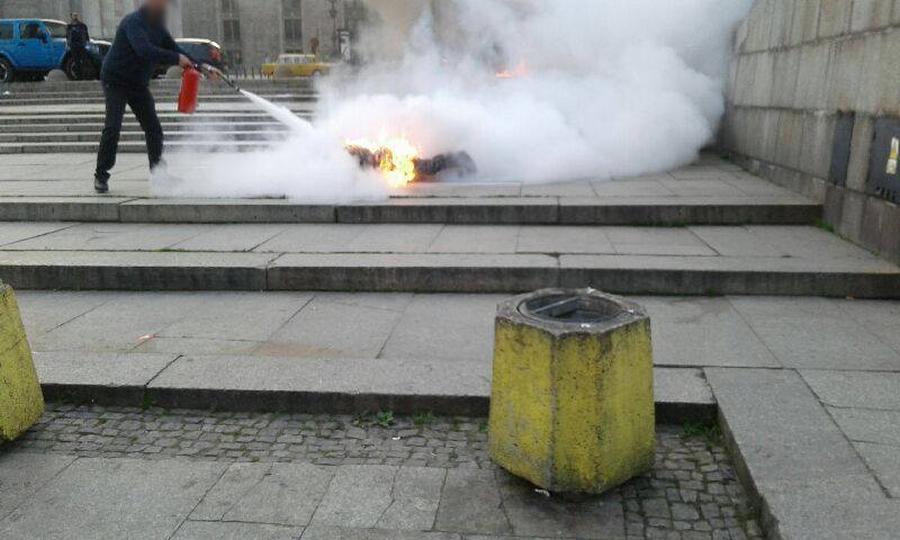 Marsz milczenia w hołdzie dla Piotra Szczęsnego. Czy tragicznie zmarły mężczyzna stanie się symbolem?