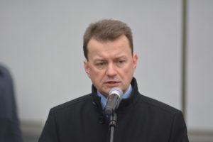 Adam Mazguła do Mariusza Błaszczaka: Degradacja, dezubekizacja, to pewnie motor Pańskiej demoralizacji i debilizacji