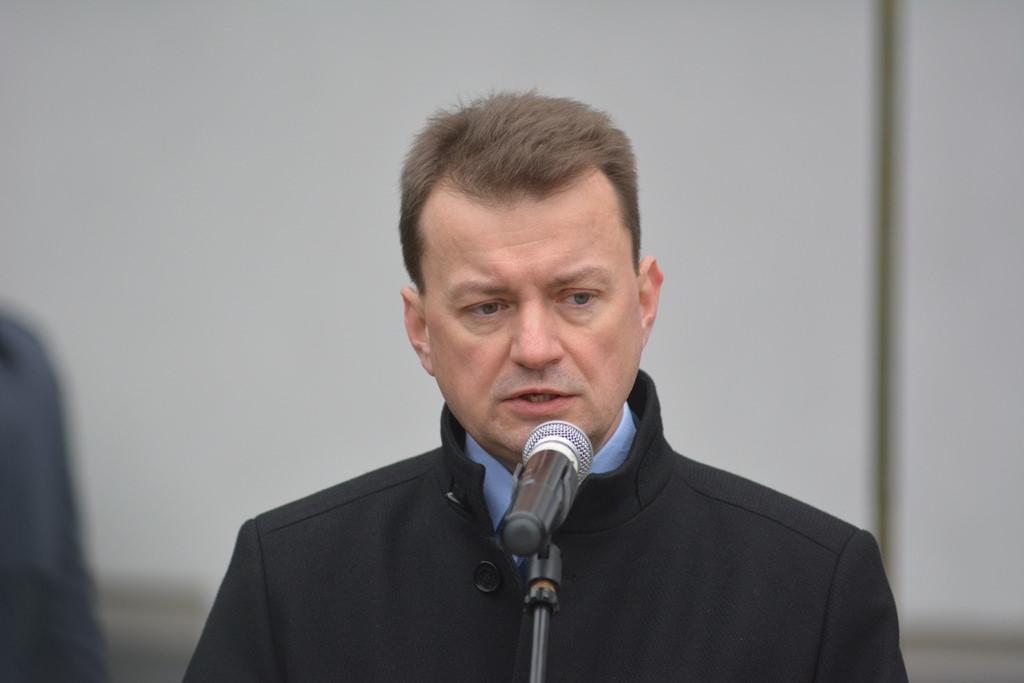 Adam Mazguła: List do Mariusza Błaszczaka