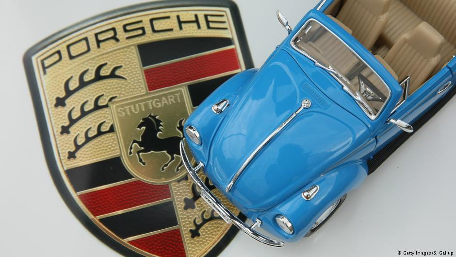 """Sukces """"garbusa"""" ma swoje początki w firmie Porsche. Fot. Źródło: dw.de"""