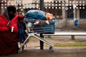 Problem bezdomnych imigrantów zarobkowych w Berlinie nie jest nowy