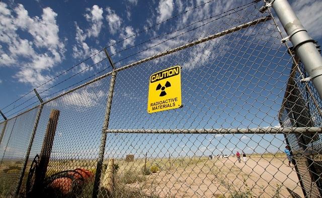 Promieniotwórczy ruten dotarł nad Polskę. Nie wiadomo skąd się wziął w powietrzu