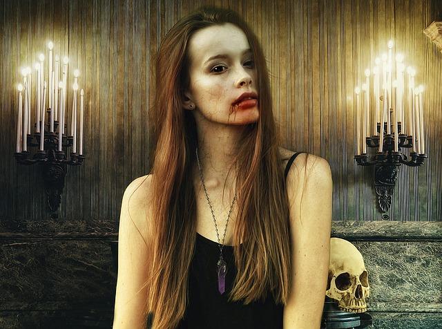 Walka z wampirami wynikała z ogromnego lęku ludzi przed śmiercią