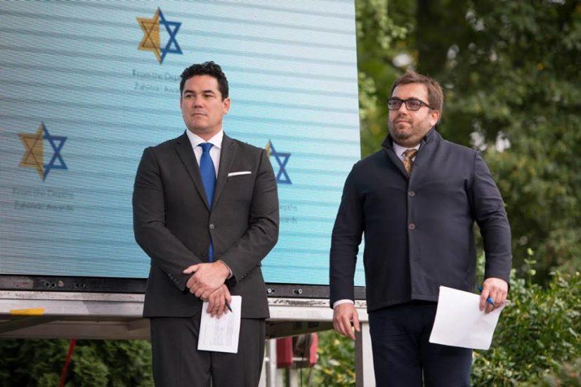 Faszyzm nie zaczął się w Niemczech od Holocaustu i inwazji na Polskę Fot. facebook.com/bweglarczyk