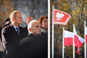 Donald Tusk: Żaden polityk w Polsce nie ma i nie będzie miał monopolu na patriotyzm