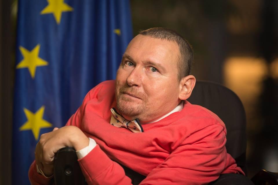 Marek Plura - poseł do Parlamentu Europejskiego