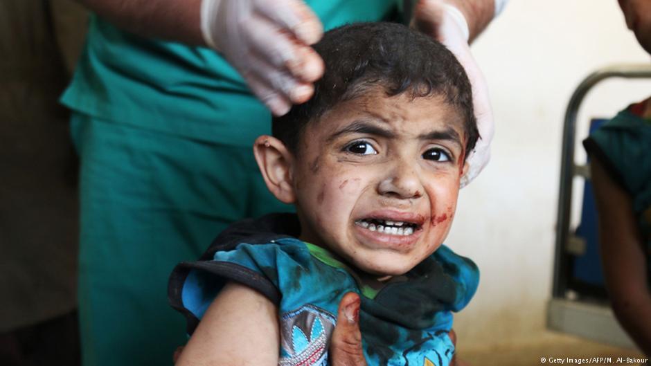 Wskutek użycia przemocy co siedem minut umiera dziecko
