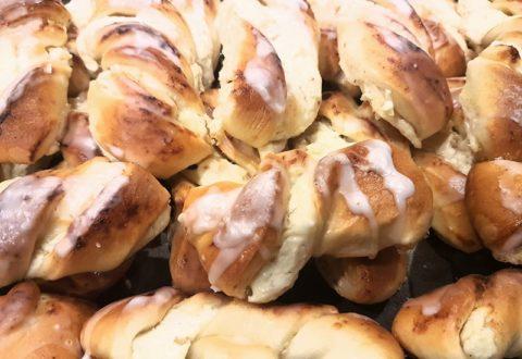 Deser na niedzielę: Krakowskie drożdżówki z serem