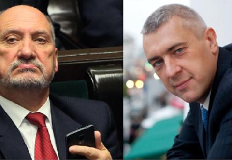 Roman Giertych: W imieniu Donalda Tuska, Radka Sikorskiego i Tomasza Siemoniaka składam pozew przeciwko Macierewiczowi