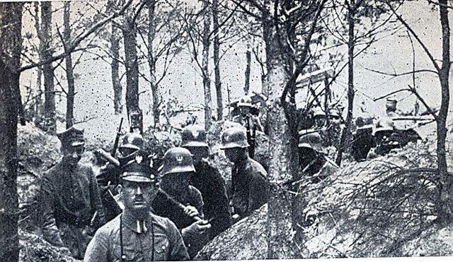 Powstanie wielkopolskie 1919. Fot. Wikipedia