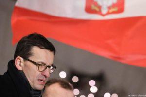 """Mateusz Morawiecki zdaniem FAZ to """"starej daty patriotą z tego gatunku, który podoba się Kaczyńskiemu"""