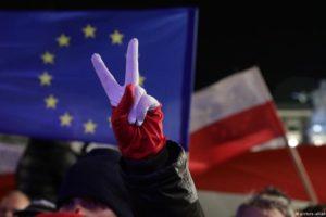 Prasa zachodnia ocenia postępowanie KE wobec Polski: Przypadek Polski to sygnał ostrzegawczy