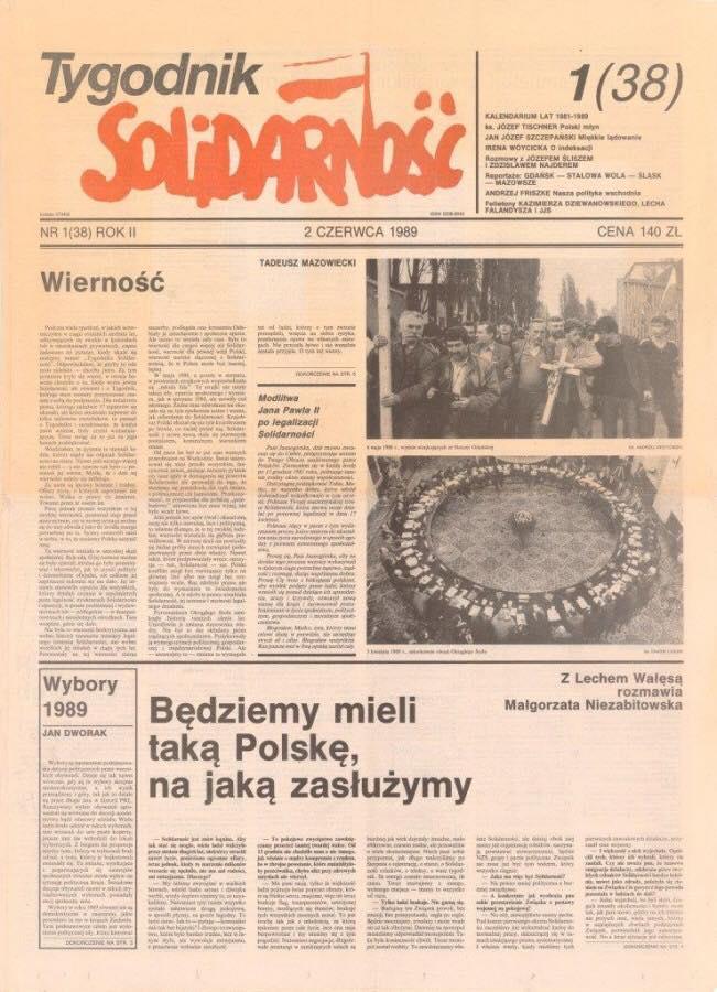 Fot. Źródło: Lech Wałęsa / Facebook