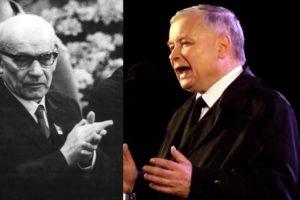 Kaczyński jak Gomułka, Piotrowicz jak Piotrowicz