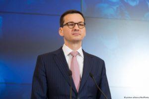 Morawiecki: W porównaniu z Niemcami polski wymiar sprawiedliwości jest bardziej niezależny