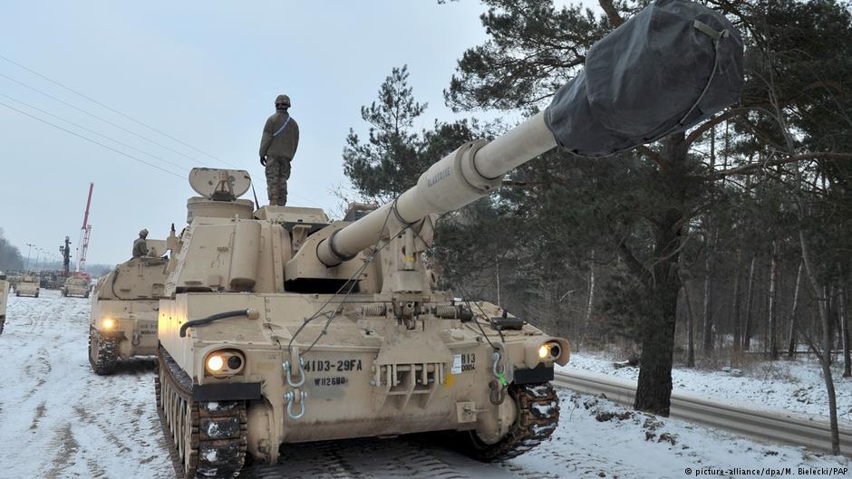 Głupota, czy słowiańska fantazja? Niemiecka policja zatrzymała transport wojskowy z Polski