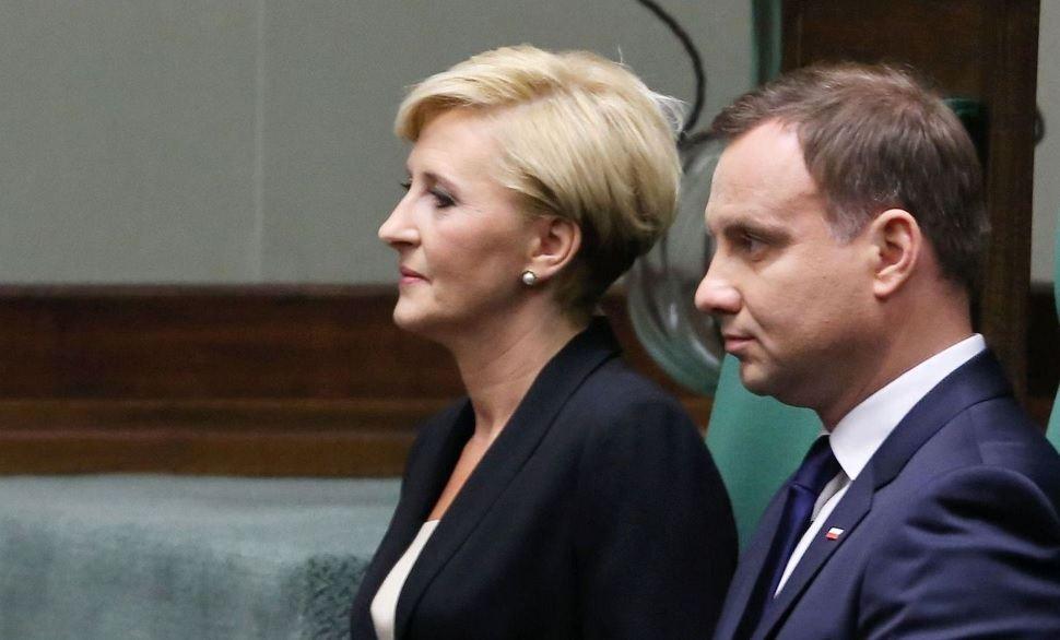 Weronika Książek w liście otwartym do prezydentowej Kornhauser: Nie reaguje Pani, kiedy partia rządząca obraża Pani męża