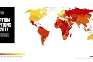 Światowy Barometr Korupcji: Nie dość, że kiepska, to pozycja Polski w dorocznym rankingu jeszcze się pogorszyła