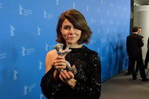 Małgorzata Szumowska otrzymała Srebrnego Niedźwiedzia na Berlinale