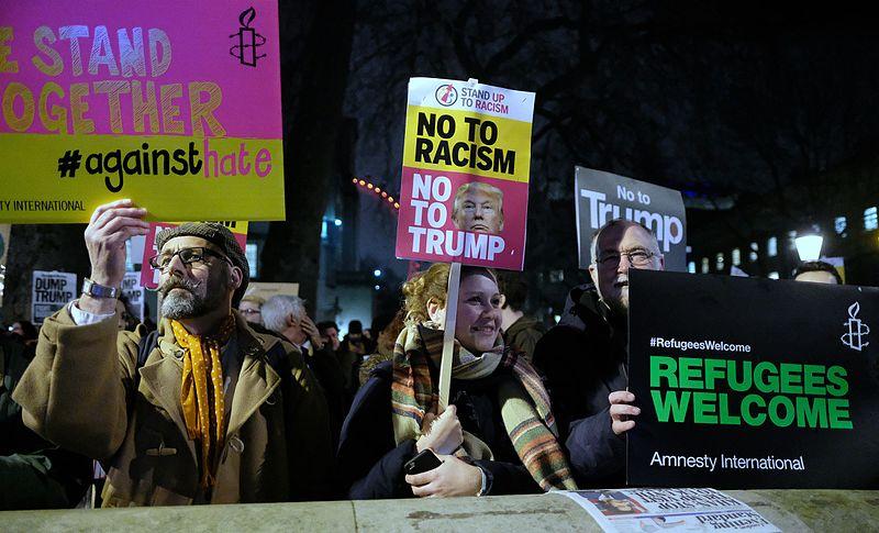 Amnesty International: ponury obraz praw człowieka. Przepełniona nienawiścią retoryka przywódców zbiera przerażające żniwo