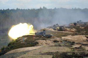 Analitycy amerykańscy ostrzegają przed ogromną przewaga Rosji na wschodniej flance NATO
