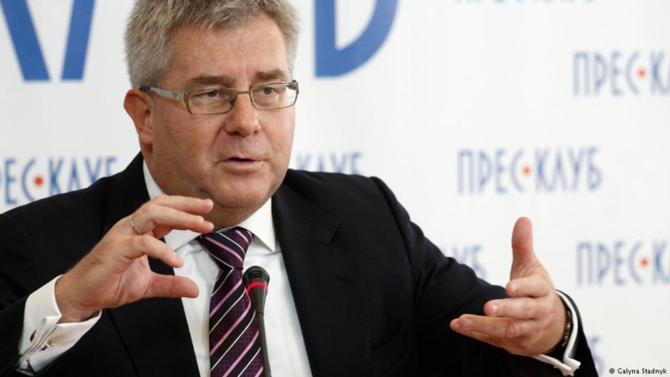 Ryszard Czarnecki stracił stanowisko wiceszefa Parlamentu Europejskiego. To kara za jego słowa o europosłance PO Róży Thun