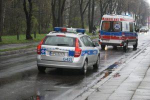 Alarmujący raport NIK o policyjnych samochodach służbowych