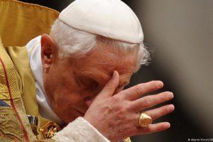 11 lutego 2013 papież Benedykt XVI nieoczekiwanie ogłosił swoją decyzję o abdykacji