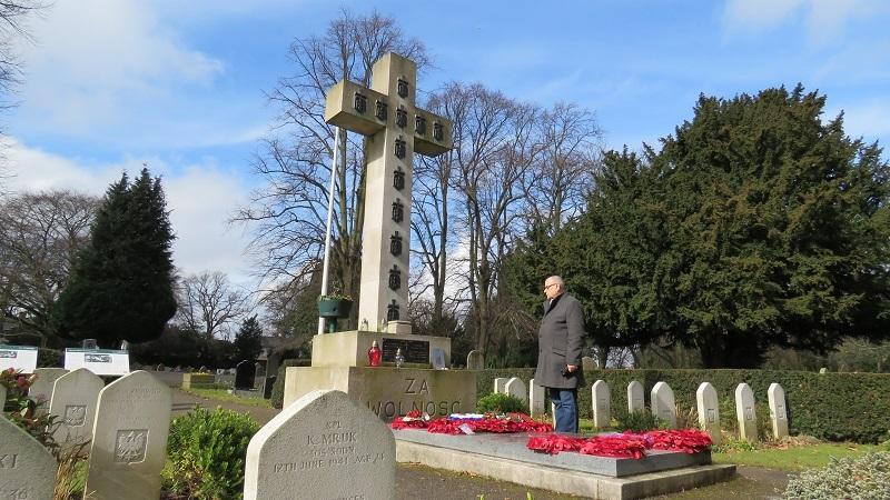 Cmentarz Polskich Lotników w Newark
