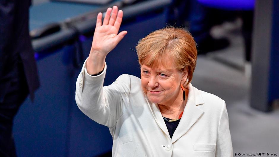 Polityczna długowieczność. Angela Merkel po raz czwarty kanclerzem Niemiec