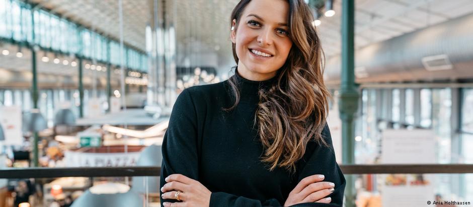 Anna Lewandowska: Krótko o sobie, trochę o Robercie i o tym jak im się mieszka w Niemczech