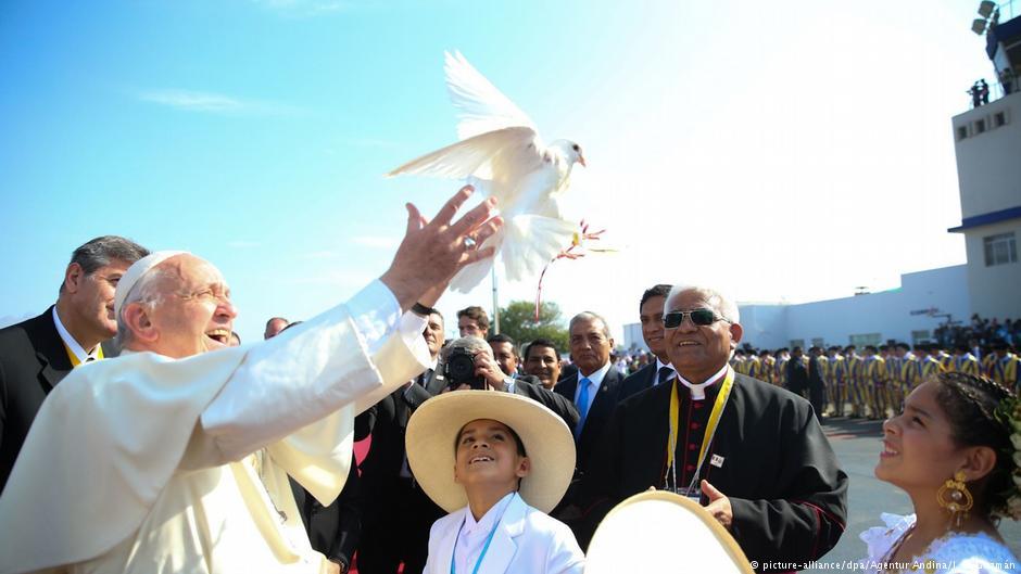 """Pięć lat pontyfikatu papieża Franciszka. """"Wiosna w Kościele katolickim"""""""